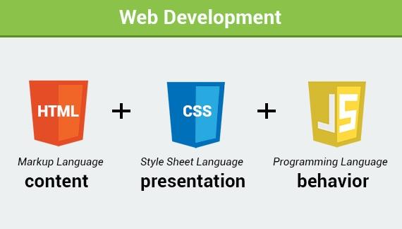 زبان های برنامه نویسی طراحی سایت سمت مشتری سمت سرور - سایت آموزی