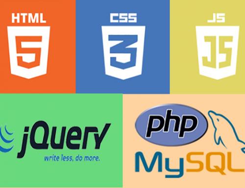 زبان های برنامه نویسی طراحی سایت