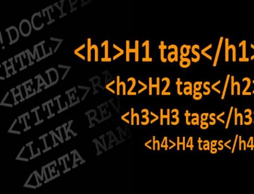 تگ هدینگ در HTML