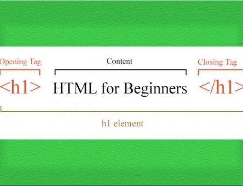مفهوم تگ در زبان HTML