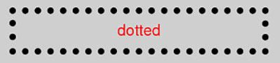 ویژگی border در CSS بخش اول | مقدار wave | مقدار dashed | مقدار solid