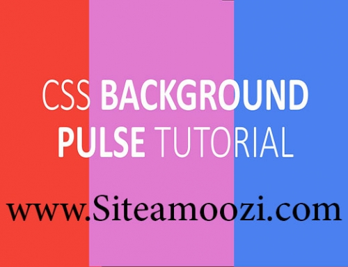 ویژگی background در CSS بخش اول