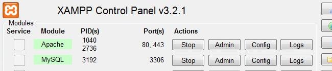 آموزش نصب وردپرس در لوکال هاست | Xampp | پایگاه داده در phpmyadmin