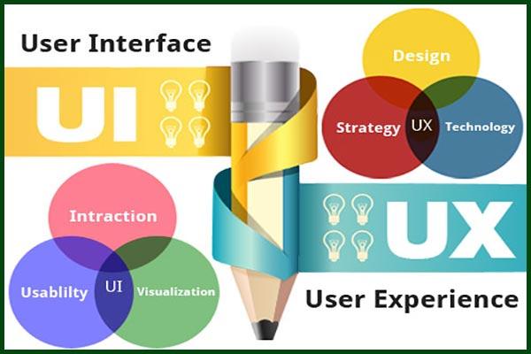 رابط کاربری یا UI چیست | user interface | طراحی بصری | معماری اطلاعات