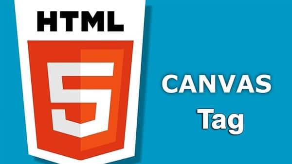 تگ canvas در HTML ترسیم گرافیکی با جاوا اسکریپت