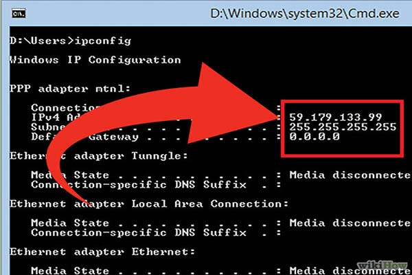 روش پیدا کردن IP وبسایت در کامپیوتر | IP وبسایت | پیدا کردن IP وبسایت | IP