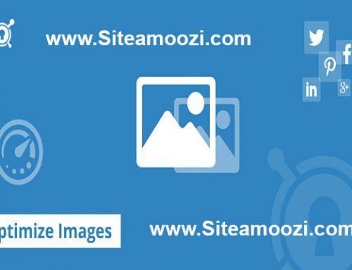 رفع خطای Optimize images در gtmetrix