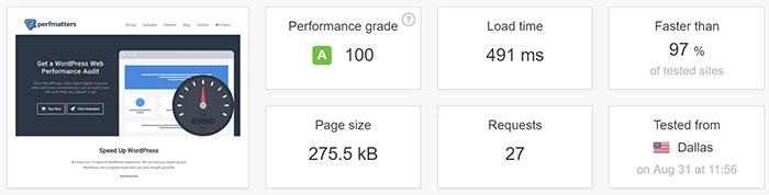 تست سرعت سایت با ابزار pingdom ابزار آنلاین pingdom - سایت آموزی