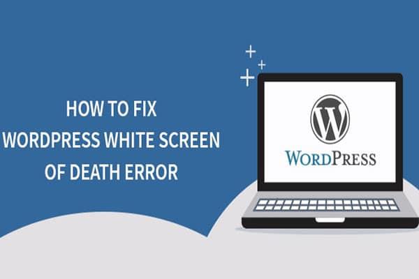 حل مشکل صفحه سفید در وردپررس | صفحه سفید وردپرس | صفحه مرگ وردپرس