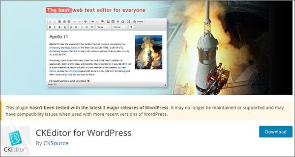 بهترین افزونه ویرایشگر متن وردپرس ادیتور وردپرس - سایت آموزی