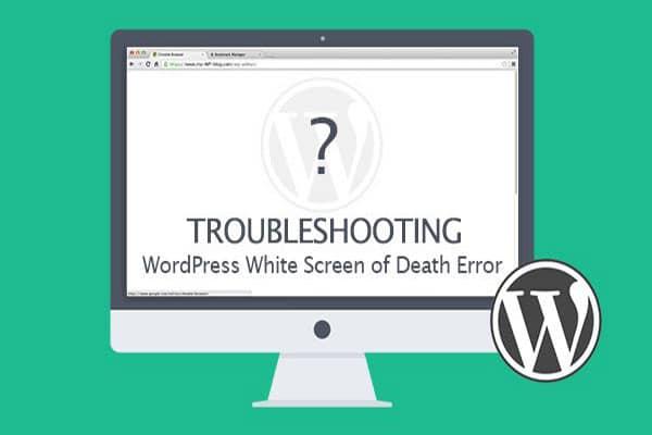 حل مشکل صفحه سفید در وردپررس خطای صفحه مرگ وردپرس - سایت آموزی