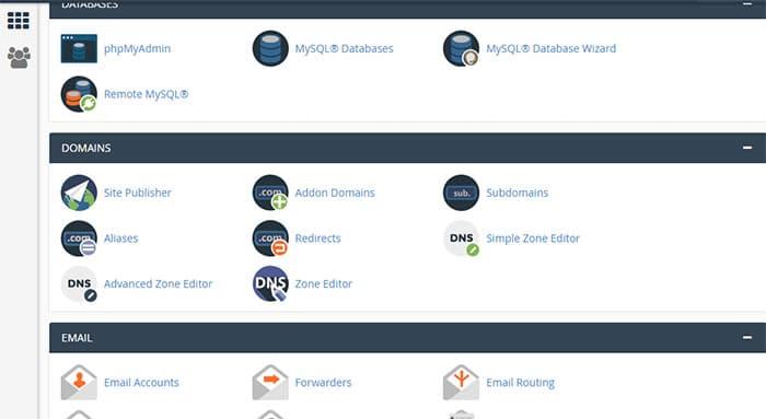 ایجاد addon domain در سی پنل + فیلم آموزشی هاست - سایت آموزی
