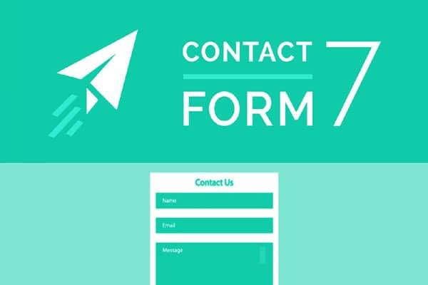 معرفی افزونه Contact form 7 | ساخت فرم تماس با ما | کار با فرم تماس 7