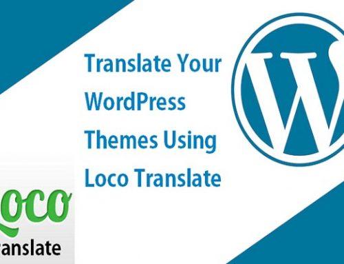 معرفی افزونه Loco Translate