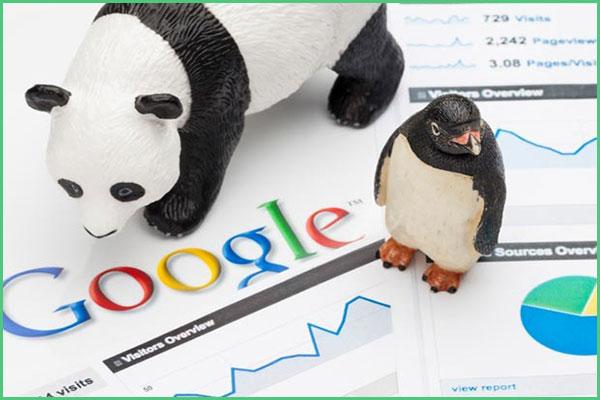 انواع الگوریتم های جستجوی گوگل تاثیر جستجو در seo - سایت آموزی