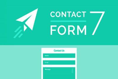 معرفی افزونه Contact form 7 + فیلم آموزشی | کاربرد افزونه فرم تماس 7