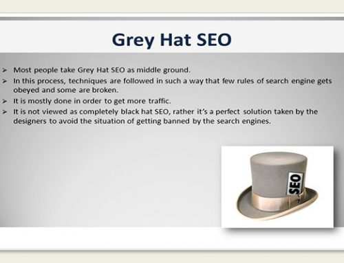 سئو کلاه خاکستری چیست