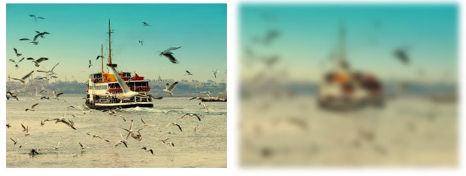 blur | صفت filter در css روش های پردازش رندر کردن عناصر html